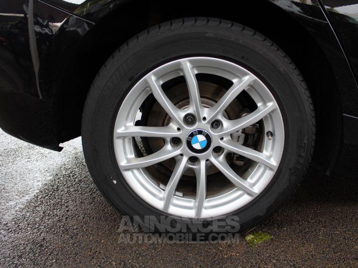 BMW Série 1 114D 95CH URBANLIFE 5P NOIR Occasion - 12