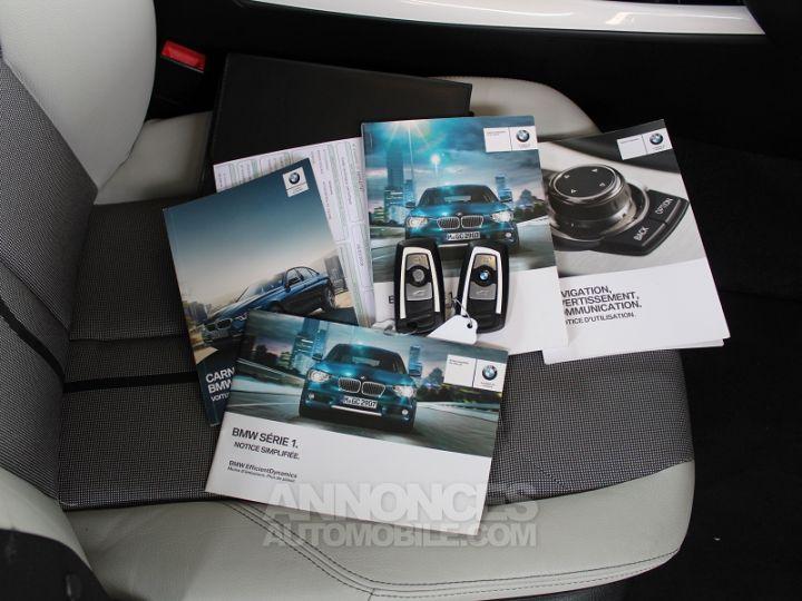 BMW Série 1 114D 95CH URBANLIFE 5P NOIR Occasion - 13