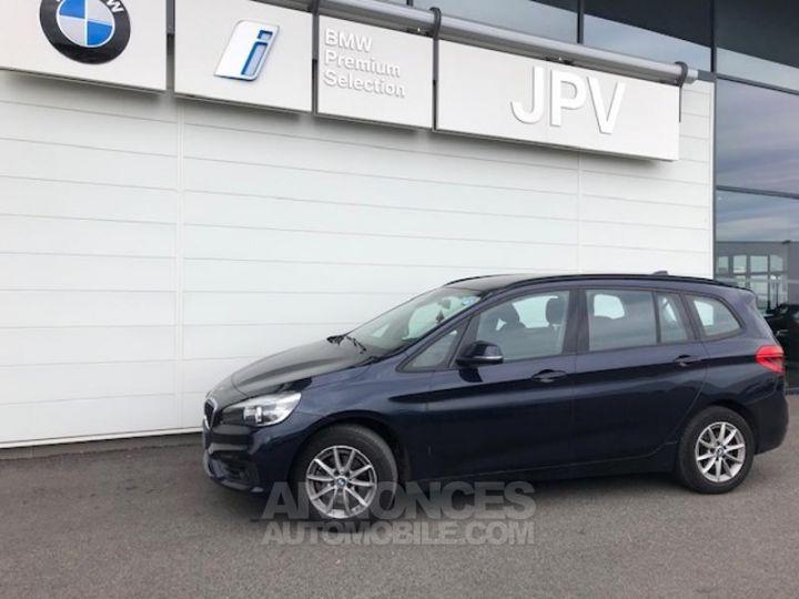 BMW Série 2 216dA 116ch Business Design Imperialblau brillant metallis Occasion - 1