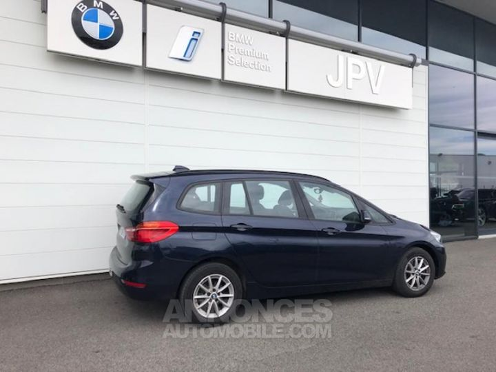 BMW Série 2 216dA 116ch Business Design Imperialblau brillant metallis Occasion - 3