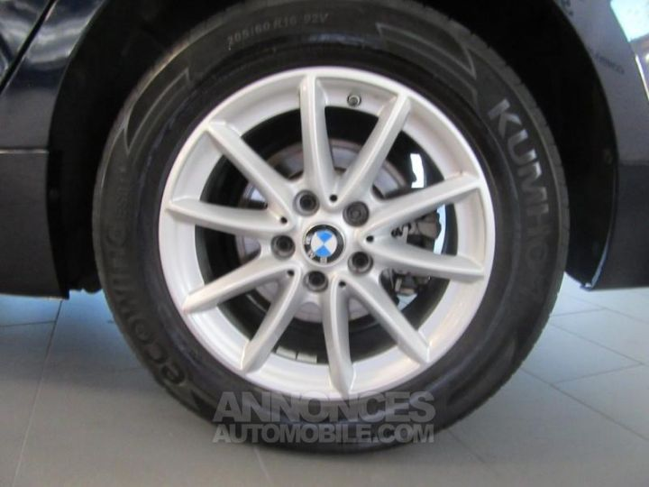 BMW Série 2 216dA 116ch Business Design Imperialblau brillant metallis Occasion - 11