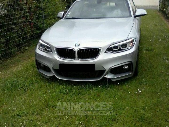 BMW Série 2 Pack M Glaciersilber Occasion - 1