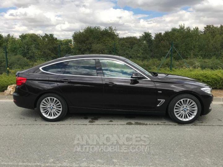 BMW Série 3 SERIE 3 GT F34 320D XDRIVE 184 LUXURY BVA8 Noir Occasion - 6