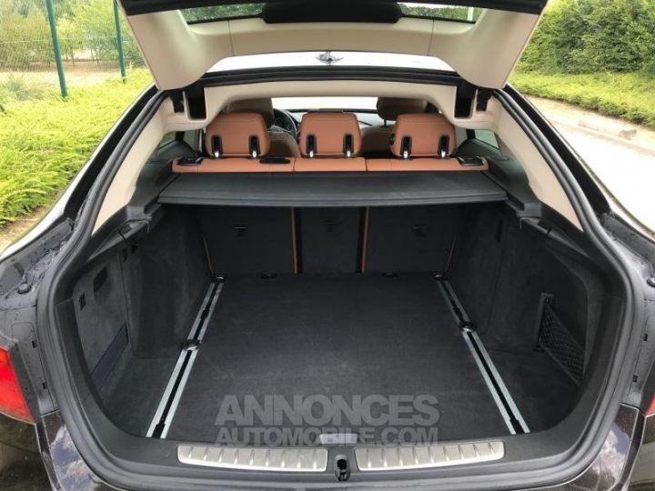 BMW Série 3 SERIE 3 GT F34 320D XDRIVE 184 LUXURY BVA8 Noir Occasion - 10