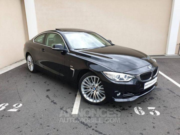 BMW Série 4 435dA xDrive 313ch Luxury Saphirschwarz Occasion - 1