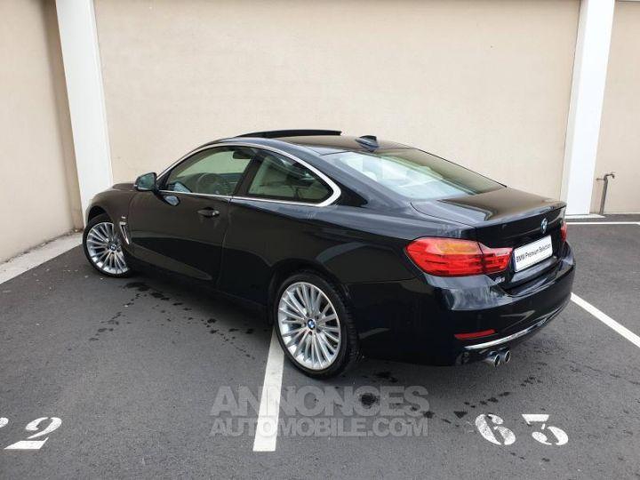 BMW Série 4 435dA xDrive 313ch Luxury Saphirschwarz Occasion - 2