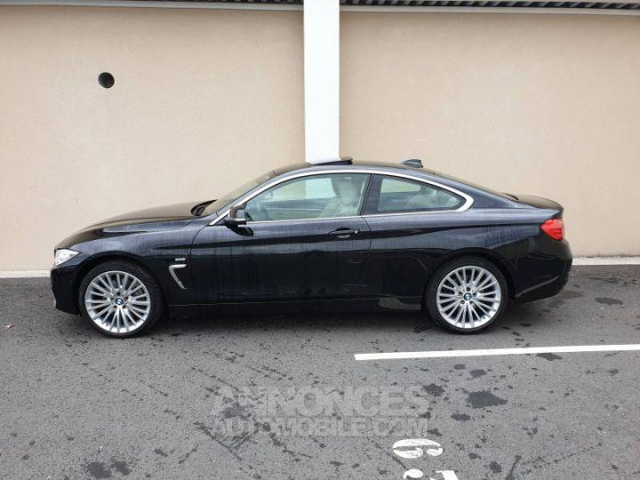 BMW Série 4 435dA xDrive 313ch Luxury Saphirschwarz Occasion - 3