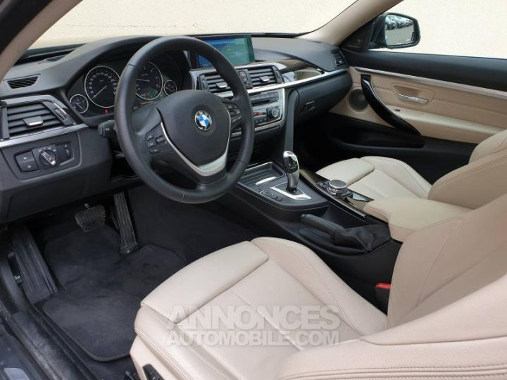 BMW Série 4 435dA xDrive 313ch Luxury Saphirschwarz Occasion - 4