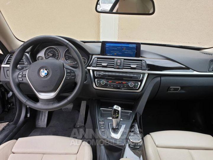 BMW Série 4 435dA xDrive 313ch Luxury Saphirschwarz Occasion - 6