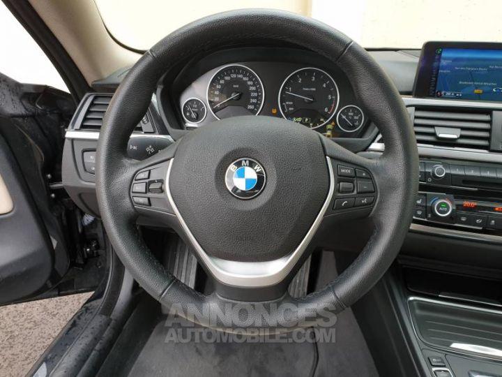 BMW Série 4 435dA xDrive 313ch Luxury Saphirschwarz Occasion - 7