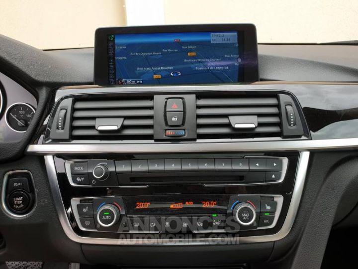 BMW Série 4 435dA xDrive 313ch Luxury Saphirschwarz Occasion - 8
