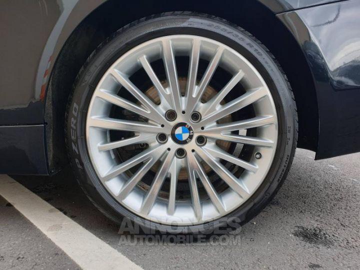BMW Série 4 435dA xDrive 313ch Luxury Saphirschwarz Occasion - 10