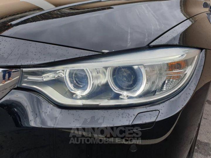 BMW Série 4 435dA xDrive 313ch Luxury Saphirschwarz Occasion - 16
