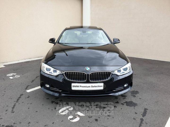 BMW Série 4 435dA xDrive 313ch Luxury Saphirschwarz Occasion - 18