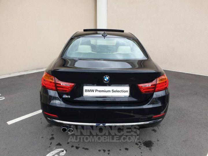 BMW Série 4 435dA xDrive 313ch Luxury Saphirschwarz Occasion - 19