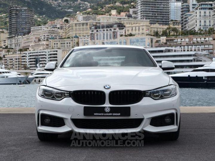 BMW Série 4 440iA xDrive 326ch M Sport Blanc Occasion - 2