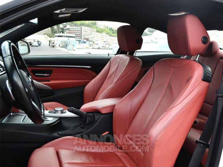 BMW Série 4 440iA xDrive 326ch M Sport Blanc Occasion - 5