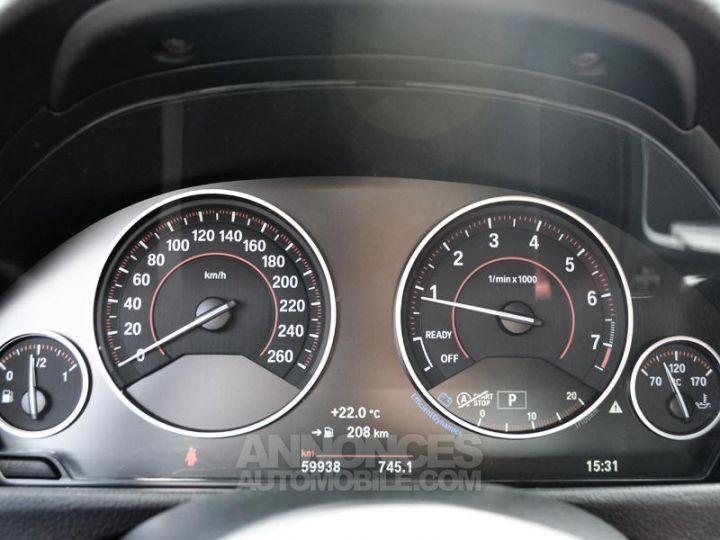 BMW Série 4 440iA xDrive 326ch M Sport Blanc Occasion - 13