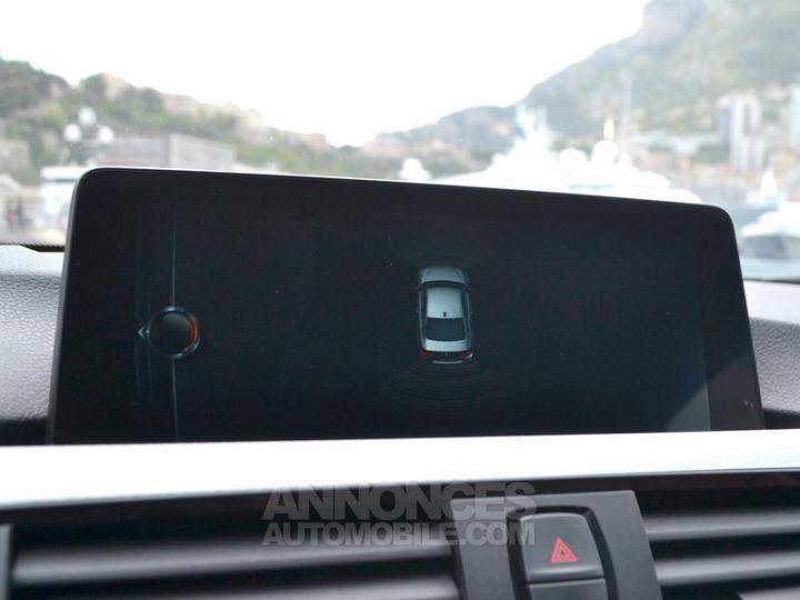 BMW Série 4 440iA xDrive 326ch M Sport Blanc Occasion - 14