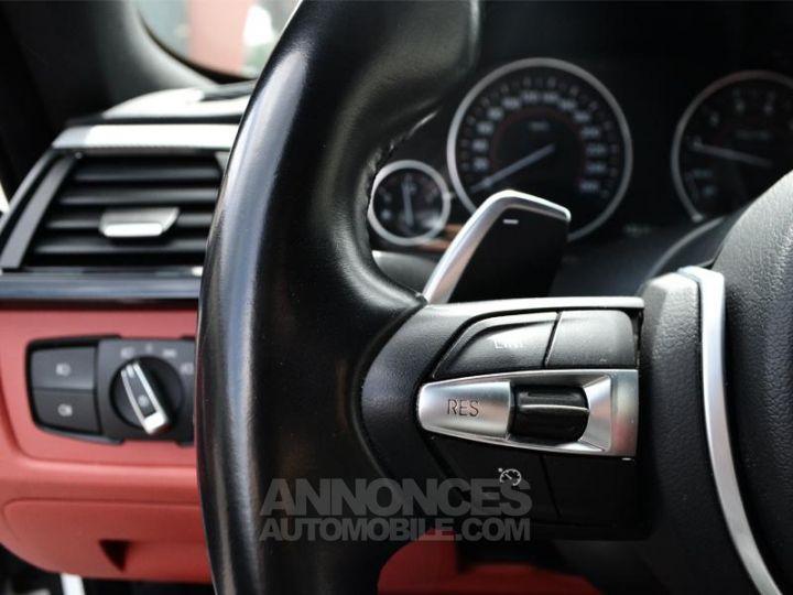 BMW Série 4 440iA xDrive 326ch M Sport Blanc Occasion - 17