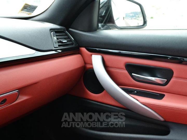 BMW Série 4 440iA xDrive 326ch M Sport Blanc Occasion - 20