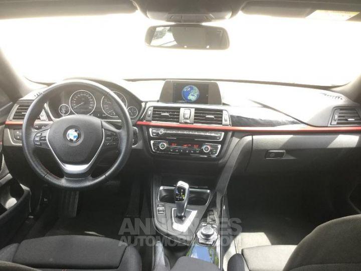 BMW Série 4 Gran Coupe 420dA 184ch Sport BLANC Occasion - 4