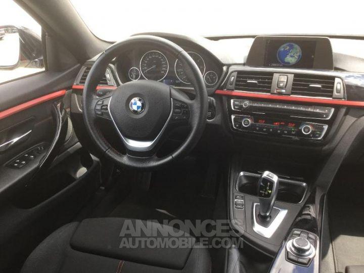 BMW Série 4 Gran Coupe 420dA 184ch Sport BLANC Occasion - 5