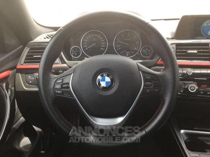 BMW Série 4 Gran Coupe 420dA 184ch Sport BLANC Occasion - 6