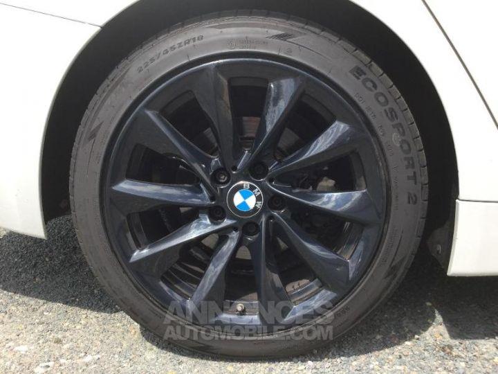 BMW Série 4 Gran Coupe 420dA 184ch Sport BLANC Occasion - 11