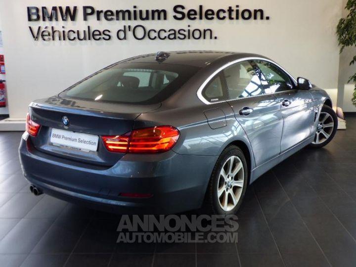 BMW Série 4 Gran Coupe 420dA 190ch Business MINERAL Occasion - 2