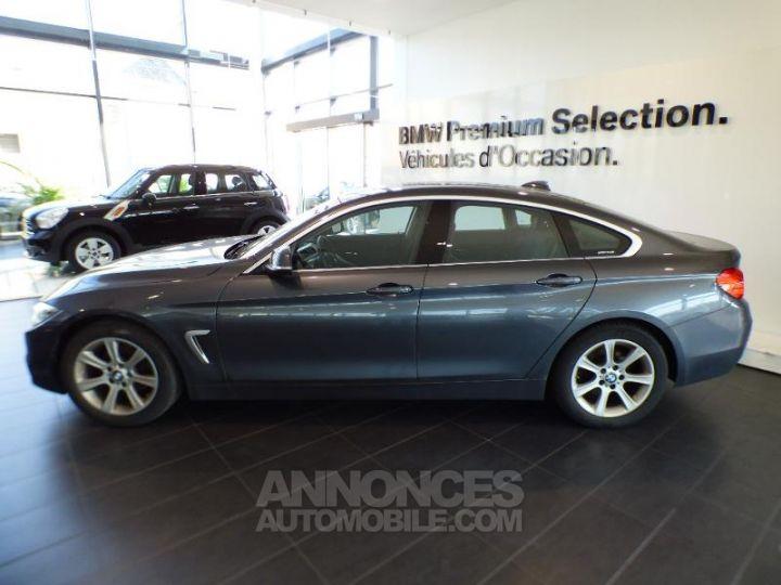 BMW Série 4 Gran Coupe 420dA 190ch Business MINERAL Occasion - 4