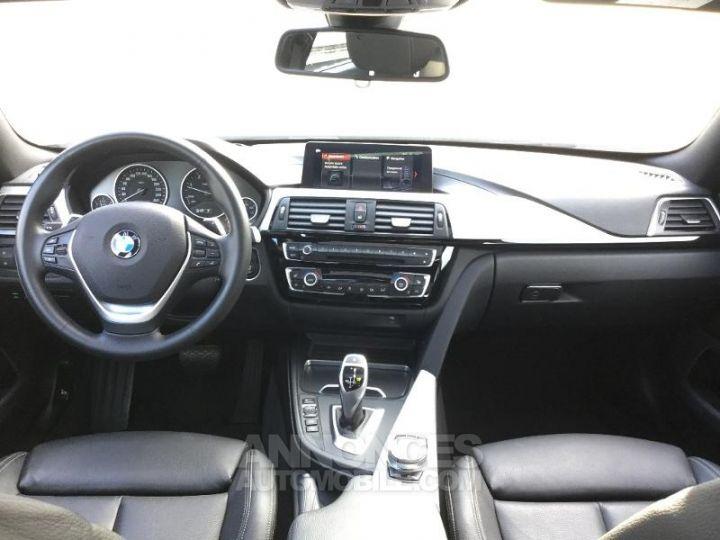 BMW Série 4 Gran Coupe 420dA 190ch Luxury GRIS C Occasion - 4