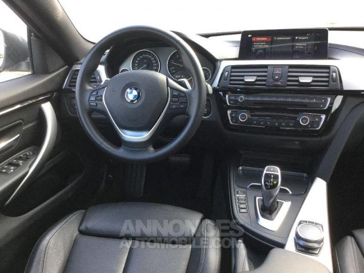 BMW Série 4 Gran Coupe 420dA 190ch Luxury GRIS C Occasion - 5