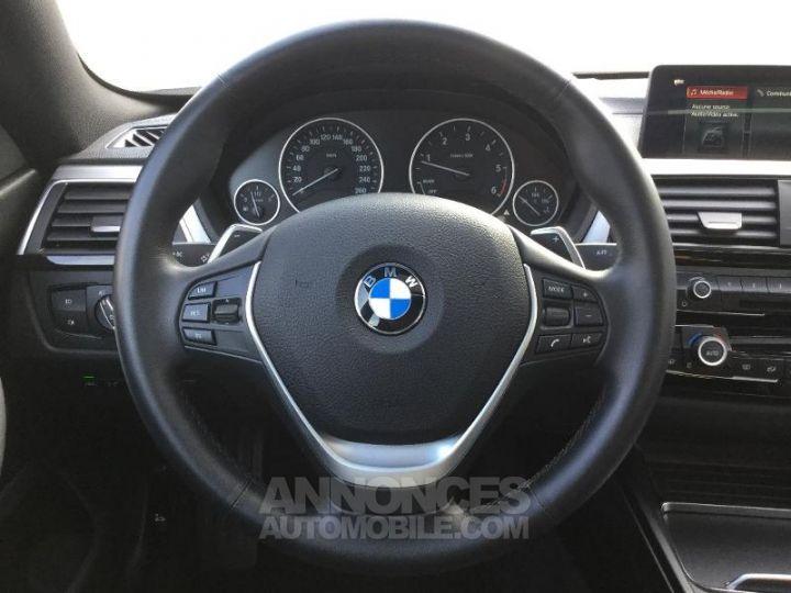 BMW Série 4 Gran Coupe 420dA 190ch Luxury GRIS C Occasion - 6