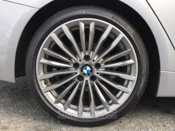 BMW Série 4 Gran Coupe 420dA 190ch Luxury GRIS C Occasion - 13