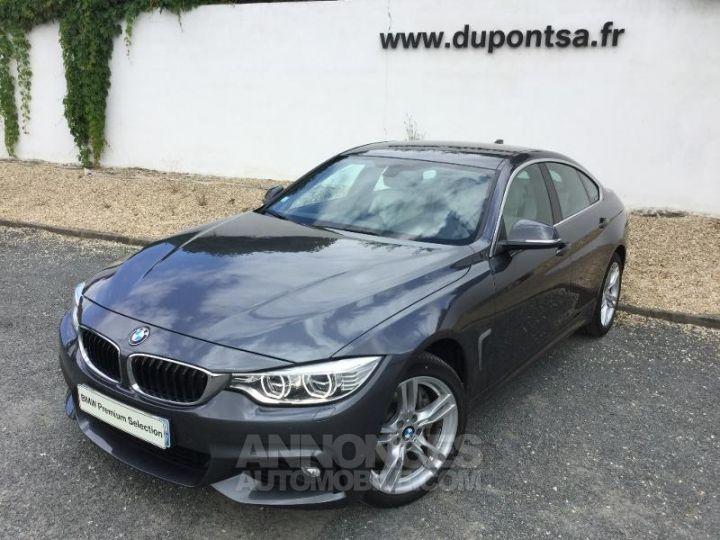 BMW Série 4 Gran Coupe 435iA xDrive 306ch M Sport GRIS F Occasion - 1