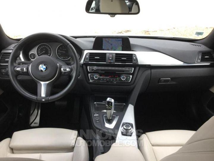 BMW Série 4 Gran Coupe 435iA xDrive 306ch M Sport GRIS F Occasion - 5