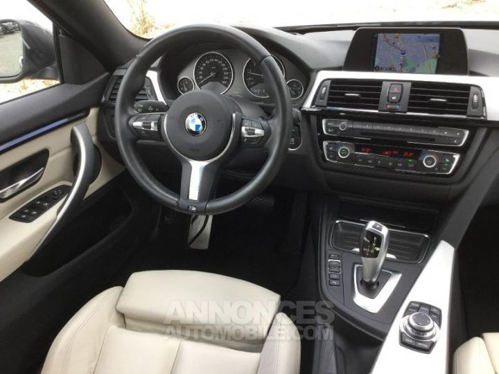 BMW Série 4 Gran Coupe 435iA xDrive 306ch M Sport GRIS F Occasion - 6