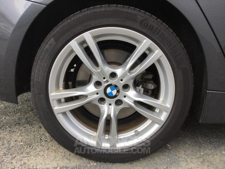 BMW Série 4 Gran Coupe 435iA xDrive 306ch M Sport GRIS F Occasion - 8