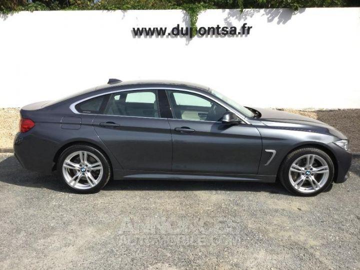 BMW Série 4 Gran Coupe 435iA xDrive 306ch M Sport GRIS F Occasion - 10