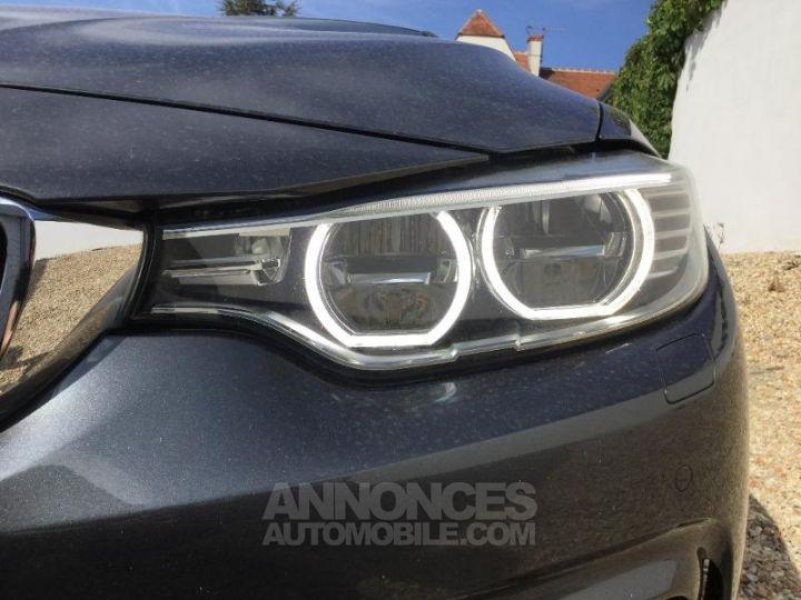 BMW Série 4 Gran Coupe 435iA xDrive 306ch M Sport GRIS F Occasion - 11