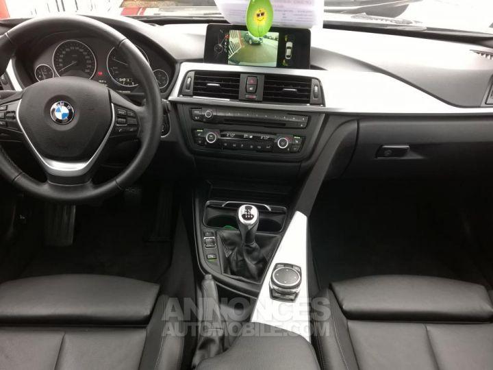 BMW Série 4 Gran Coupe GRAN COUPé 420D XDRIVE Noir Occasion - 5