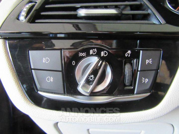 BMW Série 5 520dA xDrive 190ch Luxury Mediterranblau metallise Occasion - 14