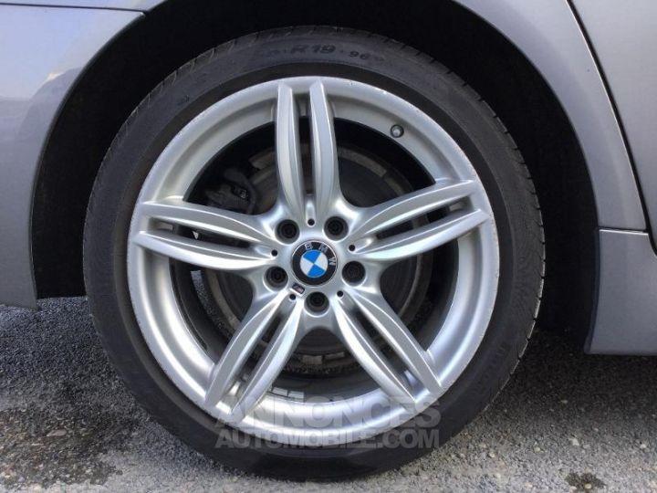 BMW Série 5 520dA xDrive 190ch M Sport GRIS Occasion - 13