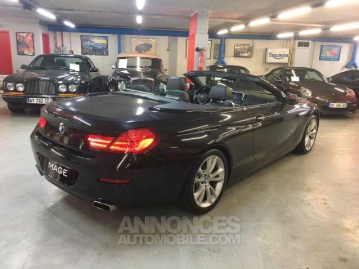 BMW Série 6 650I Noir Occasion - 4