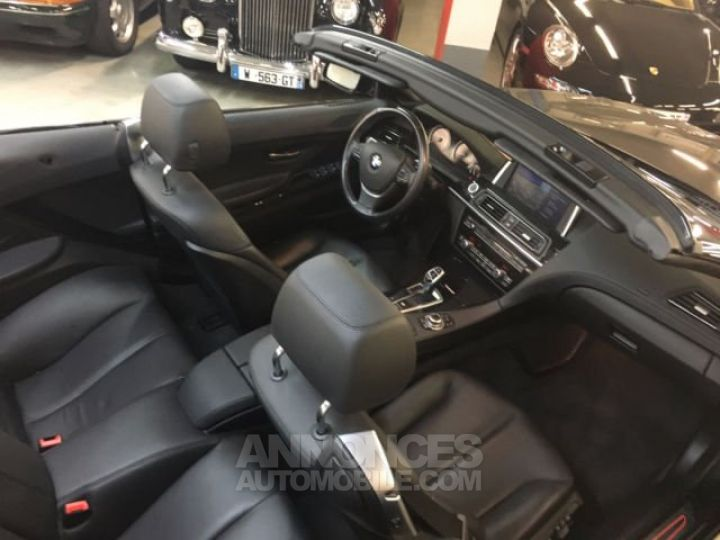 BMW Série 6 650I Noir Occasion - 6