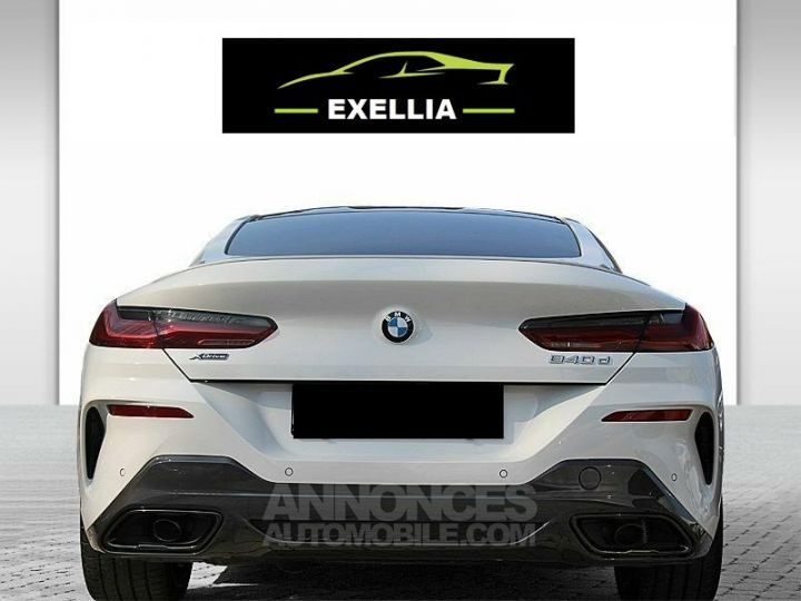 BMW Série 8 804 DA X DRIVE M SPORTPACKET BLANC Occasion - 6