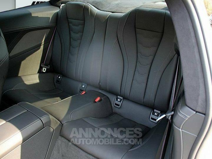 BMW Série 8 804 DA X DRIVE M SPORTPACKET BLANC Occasion - 11