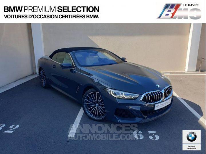 BMW Série 8 M850iA xDrive 530ch Dravit Grey Occasion - 1