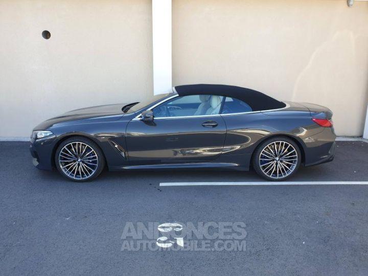 BMW Série 8 M850iA xDrive 530ch Dravit Grey Occasion - 5